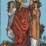 The Three of Cups: Meaning, Reversed , Yes and No, Love Life