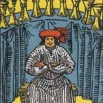 Nine of Cups Meaning, Reversed, Yes and No, Love Life