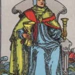 King of Cups Meaning, Reversed, Yes and No, Love Life
