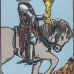 Knight of Cups: Meaning In Love Tarot Card Reading