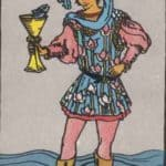 Page of Cups: Meaning In Love Tarot Card Reading