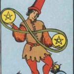 Two of Pentacles: Meaning, Reversed , Yes and No, Love Life