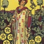 Nine of Pentacles: Meaning, Reversed , Yes and No, Love Life