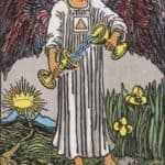 Temperance: Meaning, Reversed , Yes and No, Love Life