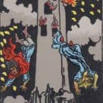 The Tower: Meaning In Love Tarot Card Reading