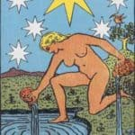 The Star: Meaning, Reversed , Yes and No, Love Life