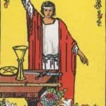 The Magician – Tarot Card Meaning - Major Arcana Card Number 1 (I-One)