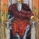 The Emperor – Tarot Card Meaning - Major Arcana Card Number 4 (IV)