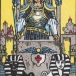 The Chariot – Tarot Card Meaning - Major Arcana Card Number 7 (VII)