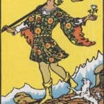 The Fool – Tarot Card Meaning - Major Arcana Card Number 0 (Zero)