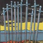 Ten of Swords: Meaning, Reversed , Yes and No, Love Life