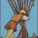 Ten of Wands: Meaning, Reversed , Yes and No, Love Life