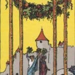 Four of Wands: Meaning, Reversed , Yes and No, Love Life