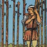 Nine of Wands: Meaning, Reversed , Yes and No, Love Life