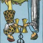 Two of Cups Reversed Meaning
