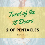 78 Doors Tarot: Pentacles -Two of Pentacles