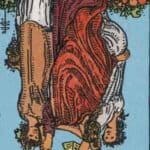 Three of Cups Reversed Meaning