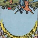 Ten of Cups Reversed Meaning