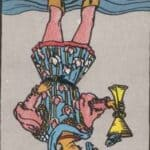 Page of Cups Reversed Meaning