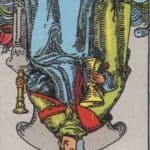 King of Cups Reversed Meaning