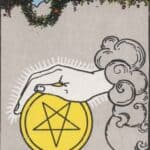 Ace of Pentacles Reversed Meaning