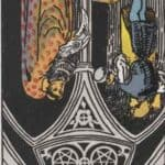 Three of Pentacles Reversed Meaning