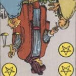 Six of Pentacles Reversed Meaning