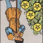 Seven of Pentacles Reversed Meaning
