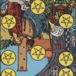 Ten of Pentacles Reversed Meaning