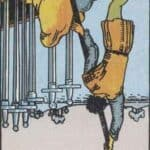 Six of Swords Reversed Meaning