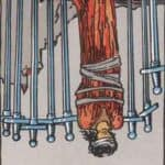 Eight of Swords Reversed Meaning