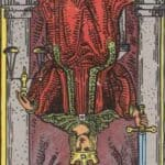 Justice (Reversed): love, money, profession, health, spirituality