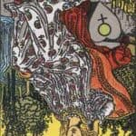 The Empress (Reversed): love, money, profession, health, spirituality