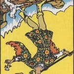 The Fool (Reversed): love, money, profession, health, spirituality