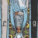 The High Priestess (Reversed): love, money, profession, health, spirituality