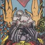 The Lovers (Reversed): love, money, profession, health, spirituality