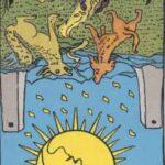 The Moon (Reversed): love, money, profession, health, spirituality