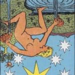 The Star (Reversed): love, money, profession, health, spirituality