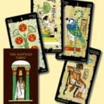Egyptian Tarot: purpose, cards, spreads, interpretation, when to use, deck, book